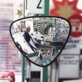 Tükör webáruház - Akril háromszög alakú megfigyelőtükör beltéri használatra. Méret: 330 mm